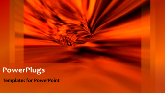 PowerPoint Template - Abstract Background